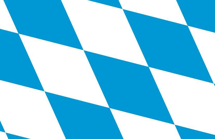 blau/weiß (Bayern)