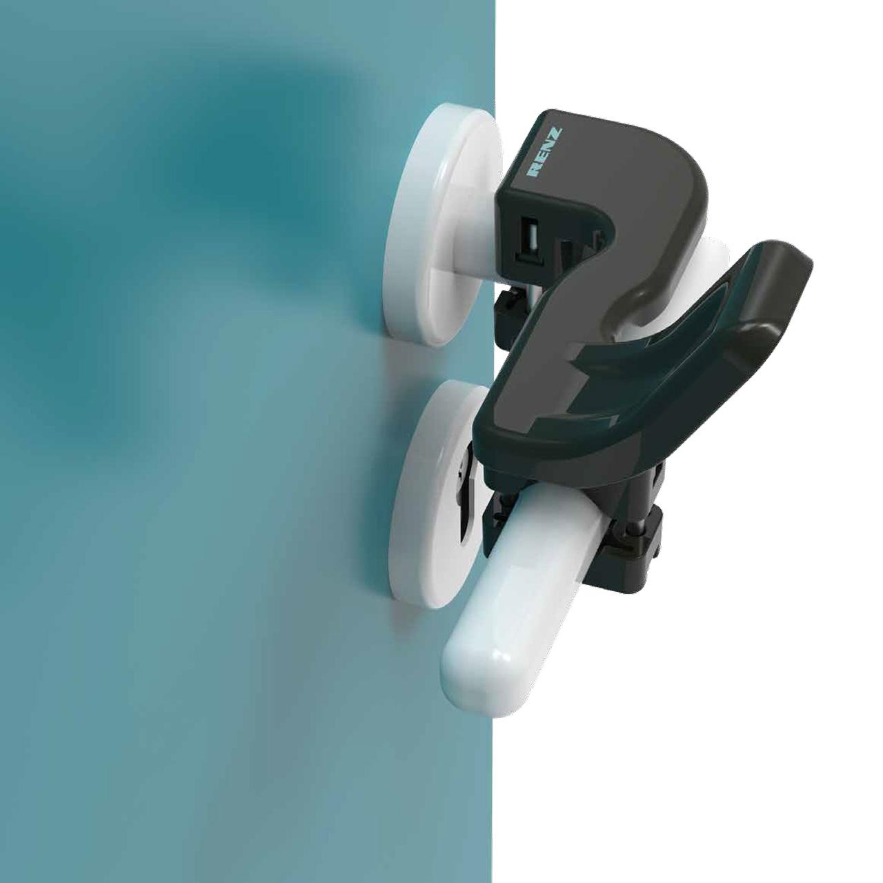 RENZ Handfrei-Hygiene-Türöffner