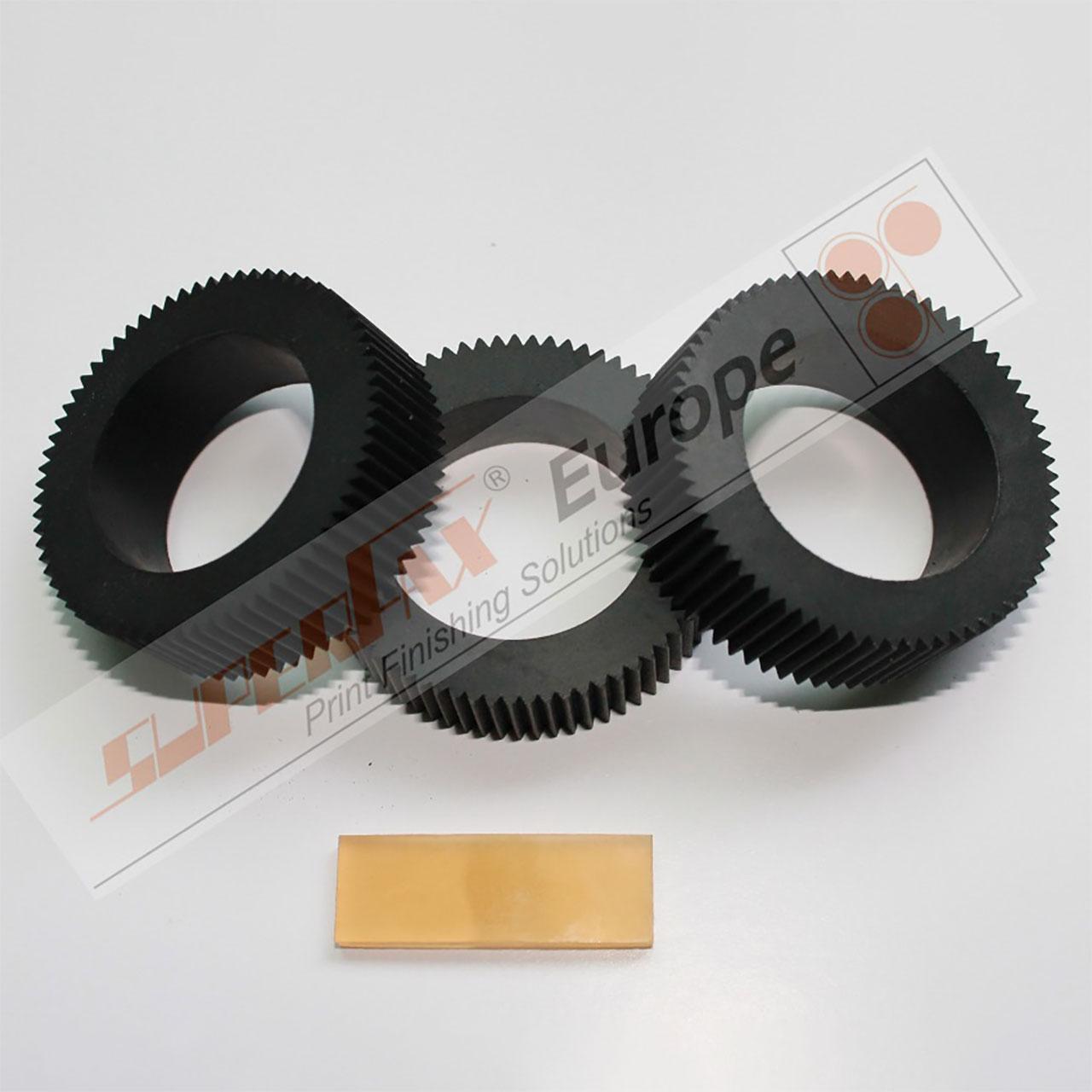 Papiereinzug-Reparatur-Set für SUPERFAX Falzmaschinen