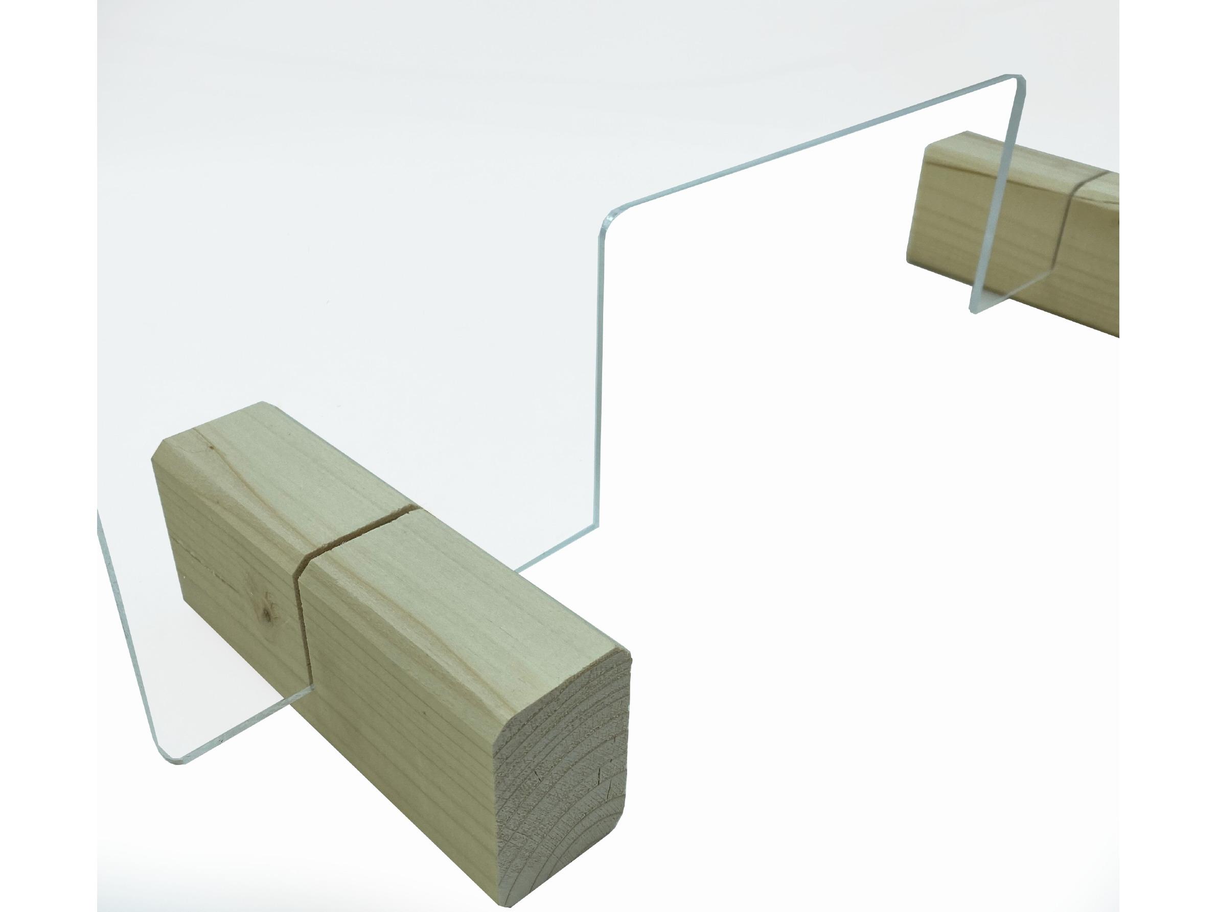 Spuckschutz-50x50cm