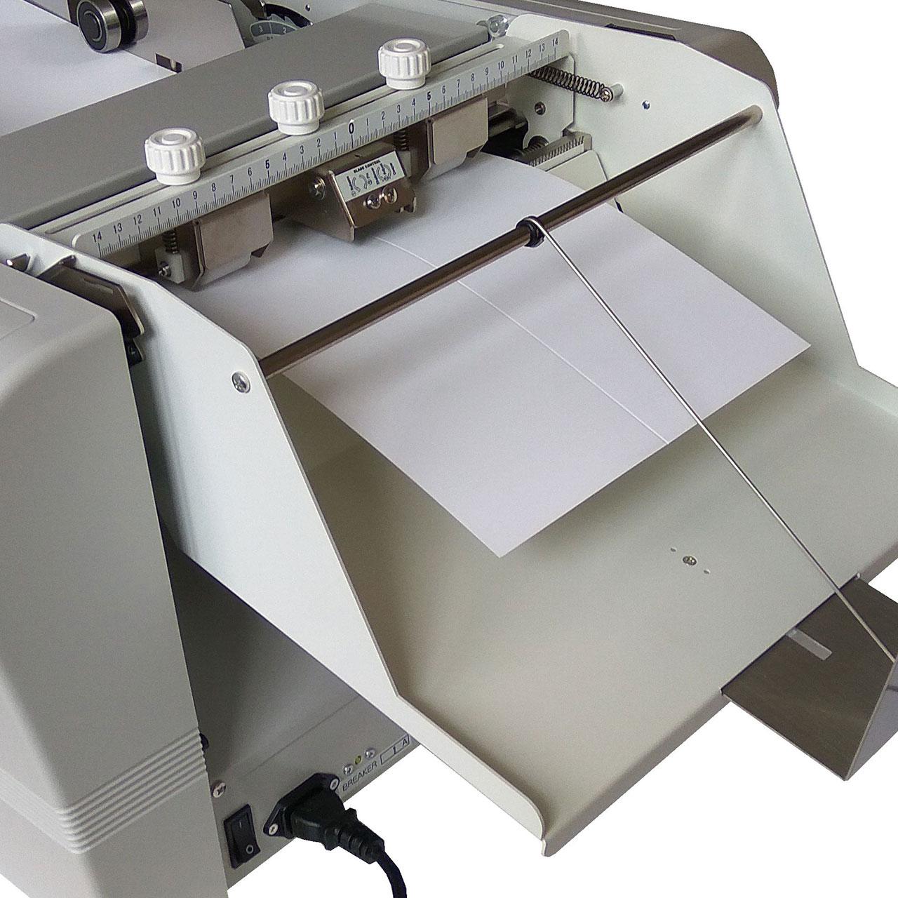 Perforationtisch für SUPERFAX Falzmaschine