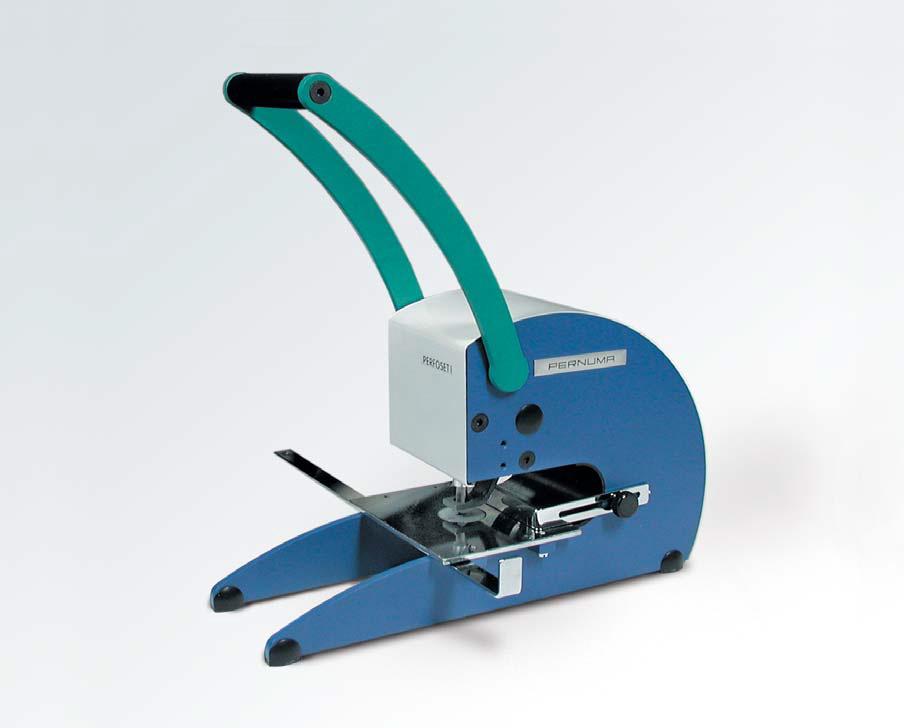 Loch-Entwertungsmaschine PERNUMA PERFOSET II/LA