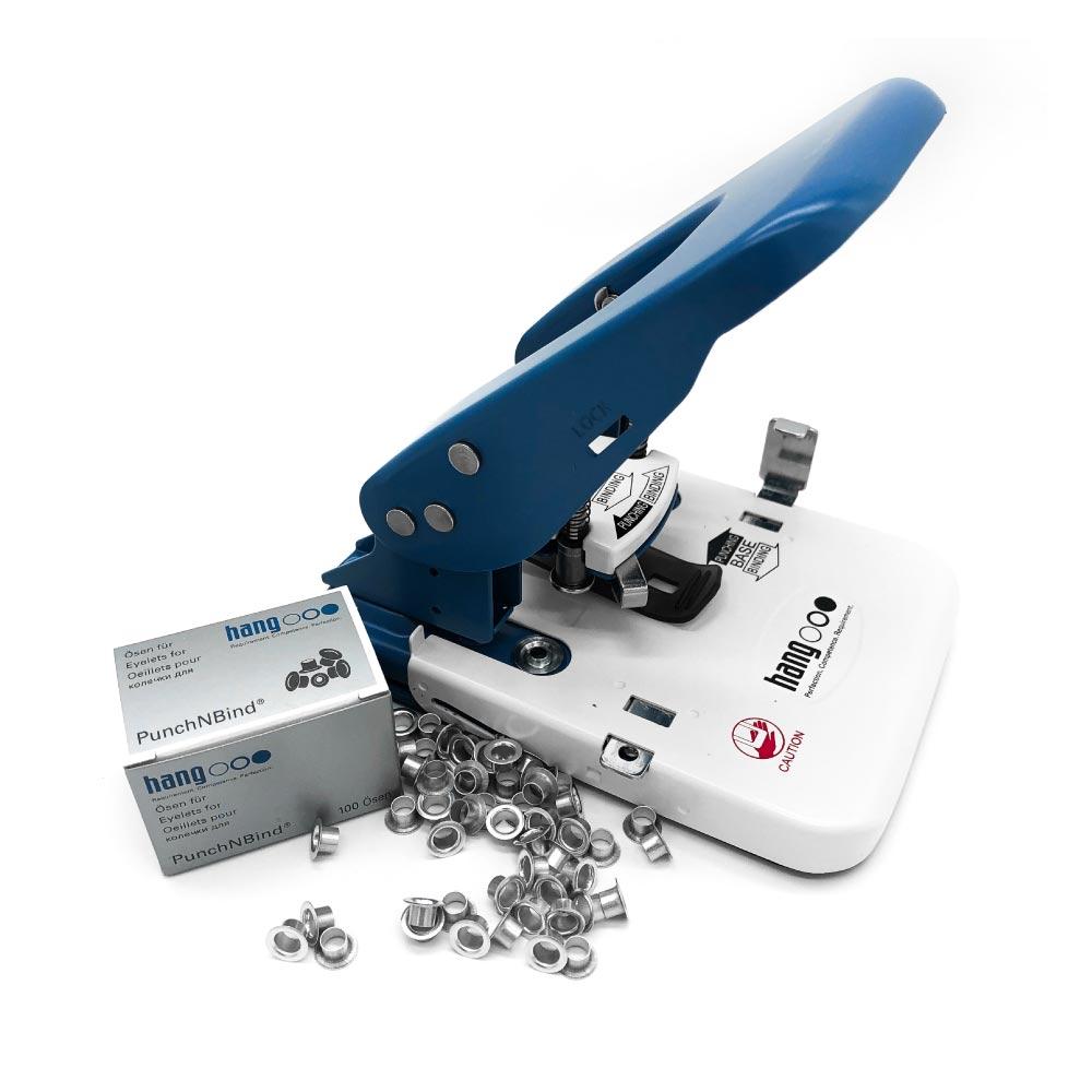 Ösen für HANG PunchNBind Ösenlocher - Aluminium | Ösengröße 535