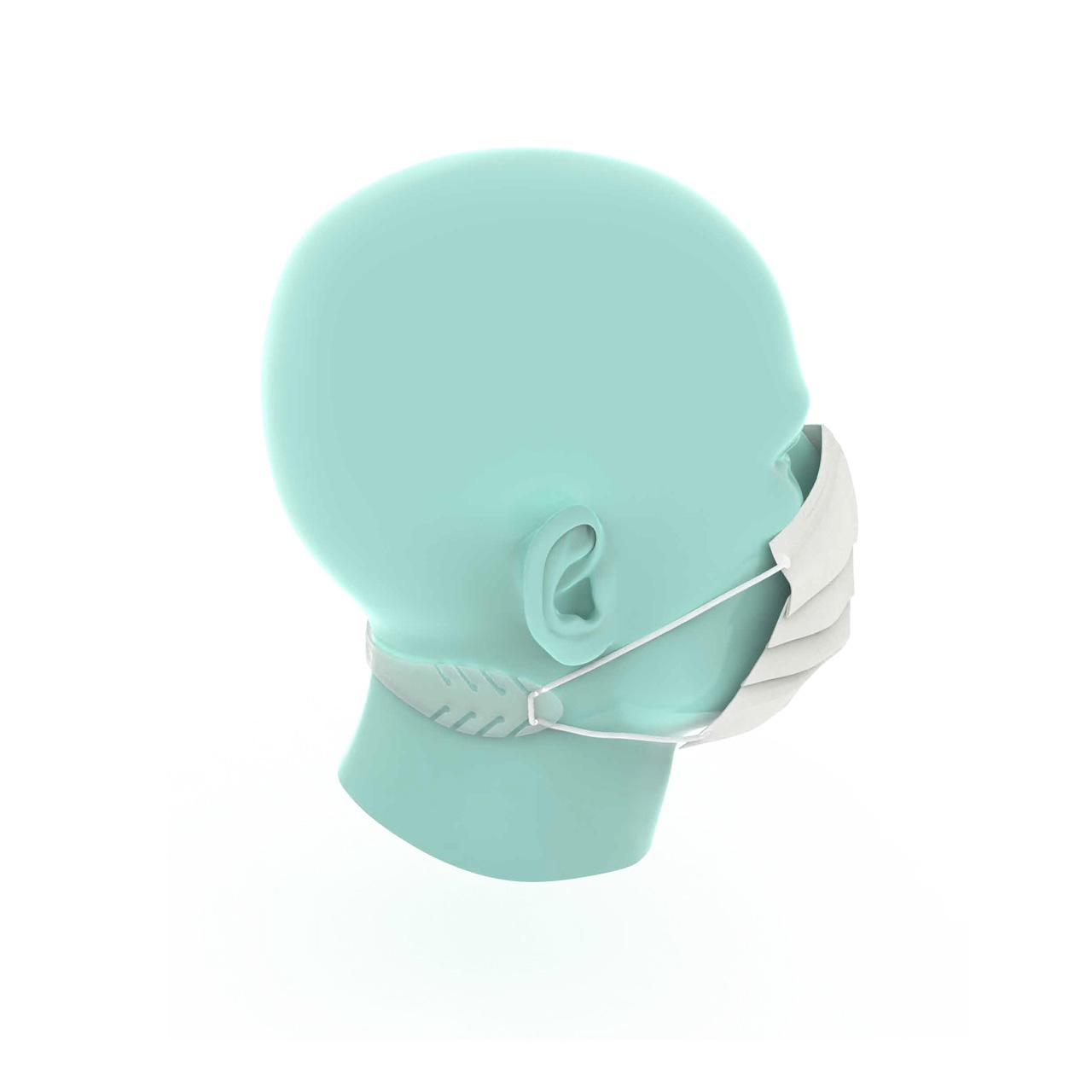 Renz Maskenhalter