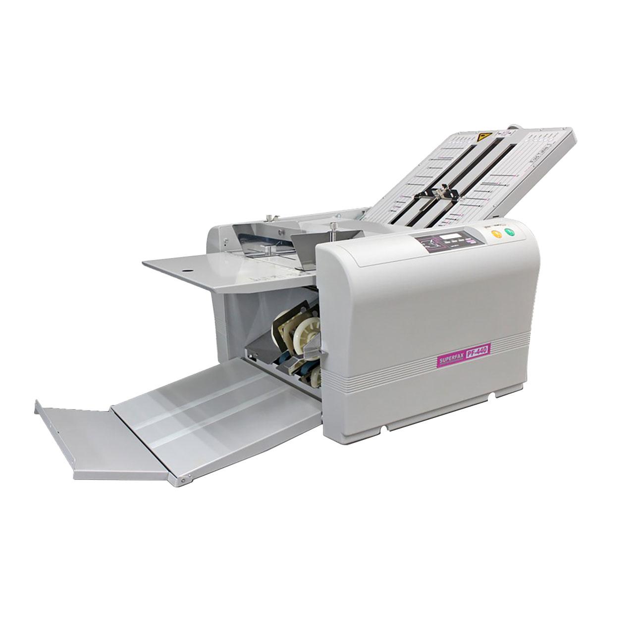 Tischfalzmaschine Superfax PF-440