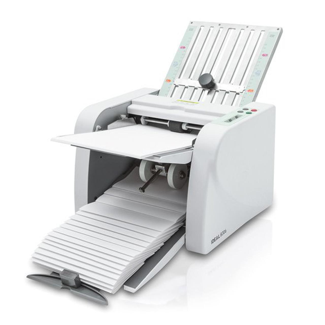 Falzmaschine IDEAL 8306