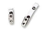 Metall-Clips mit Lasche für Ausweishüllen