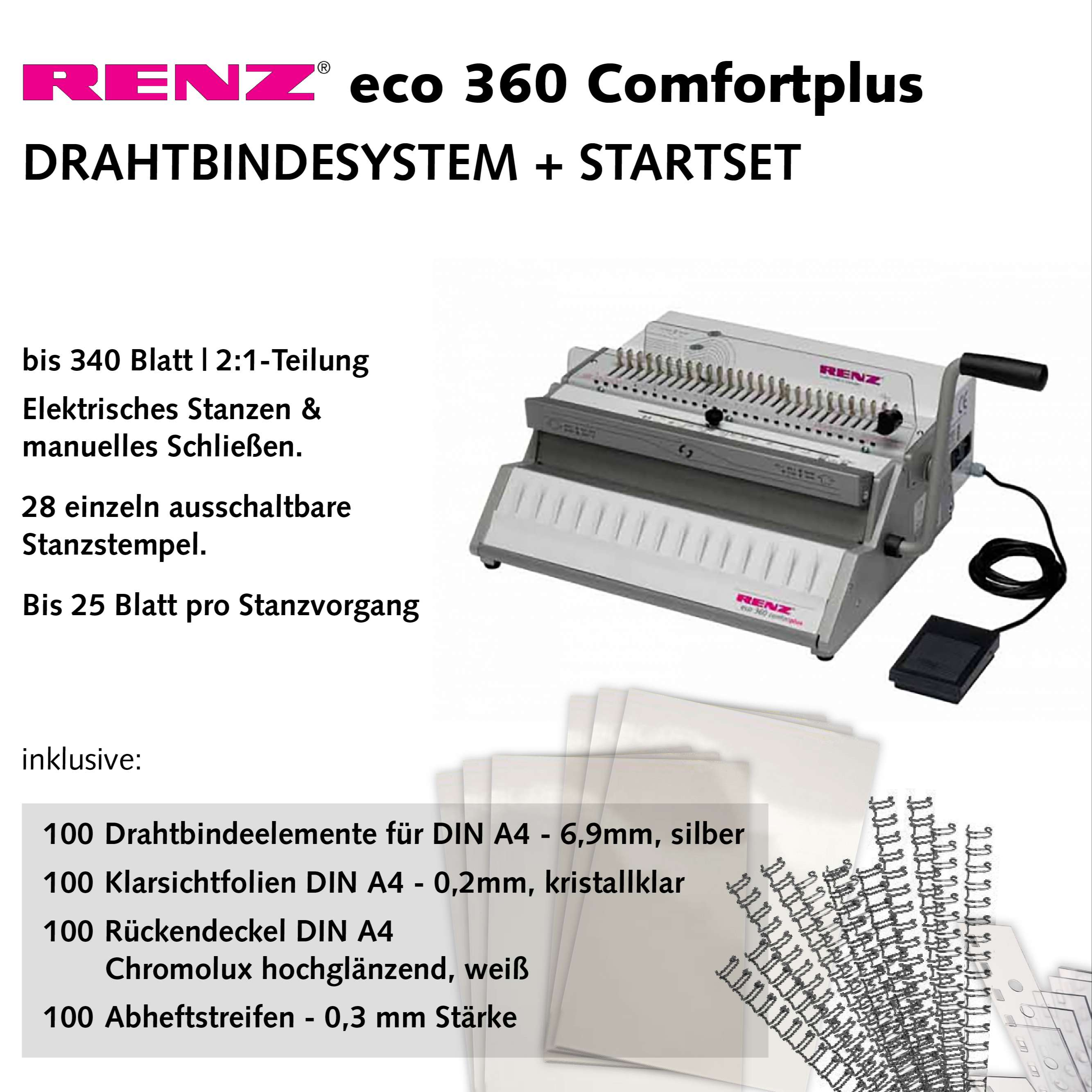 RENZ eco 360 comfortplus