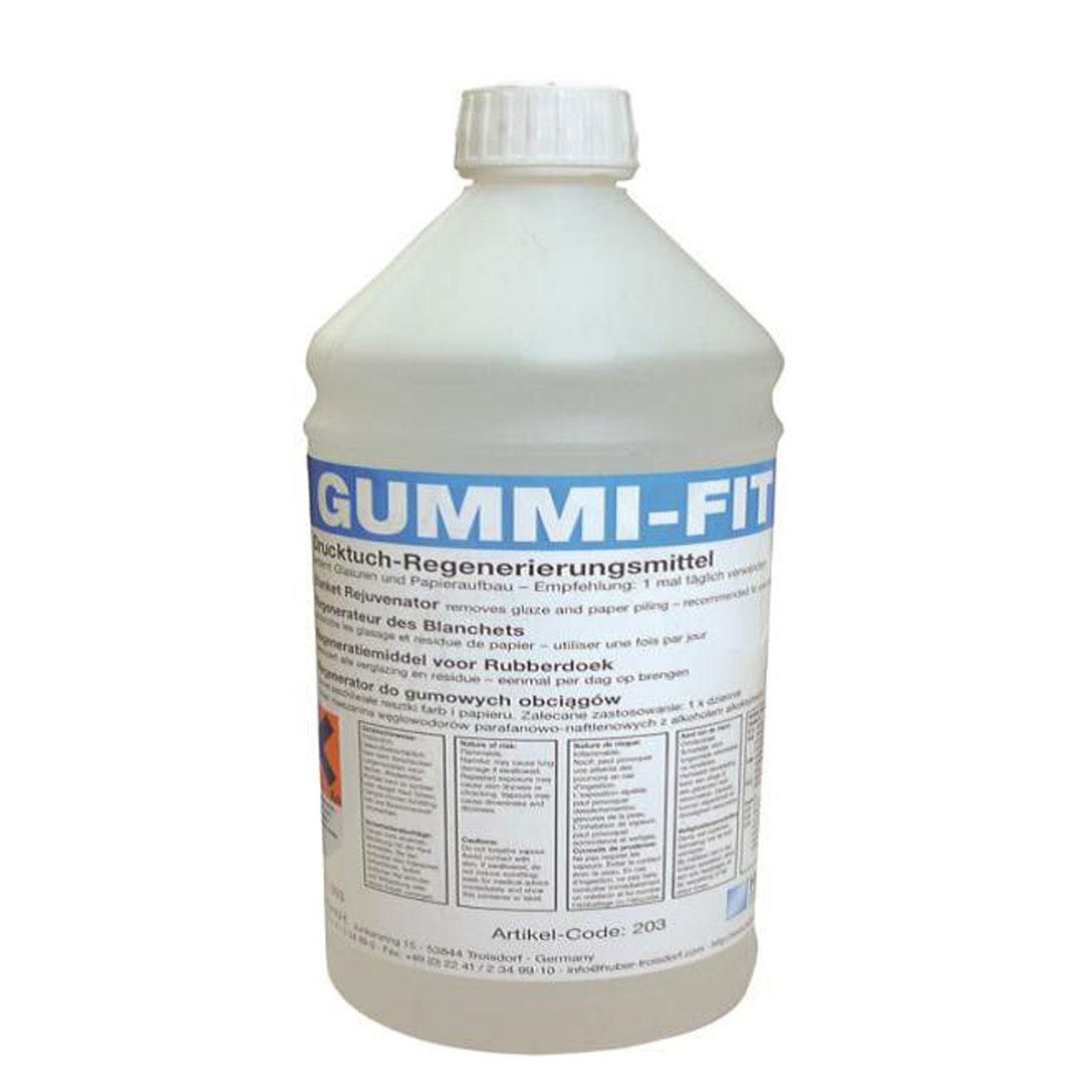 Albyco Gummi-Fit Reiniger für Gummioberflächen