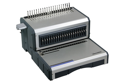 Plastikbindegerät CombMac D160