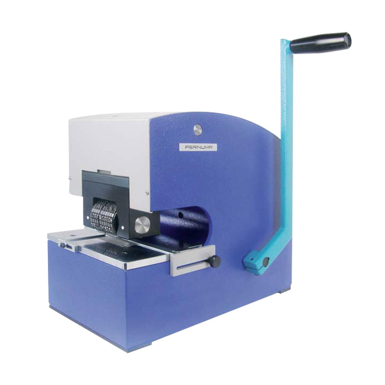 Metallprägemaschine PERNUMA METALLPRINT II
