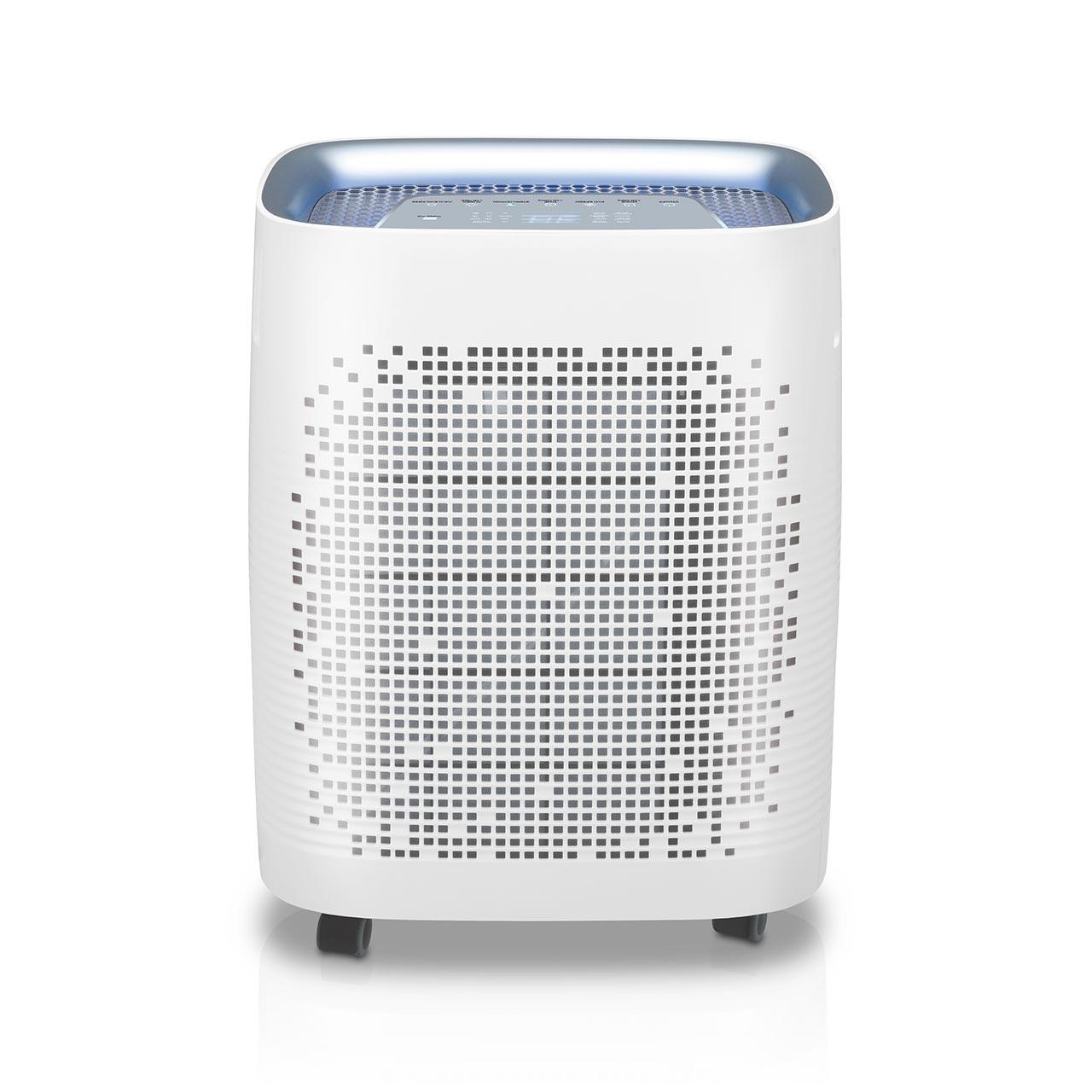IDEAL AP35H Luftreiniger und Luftbefeuchter Back