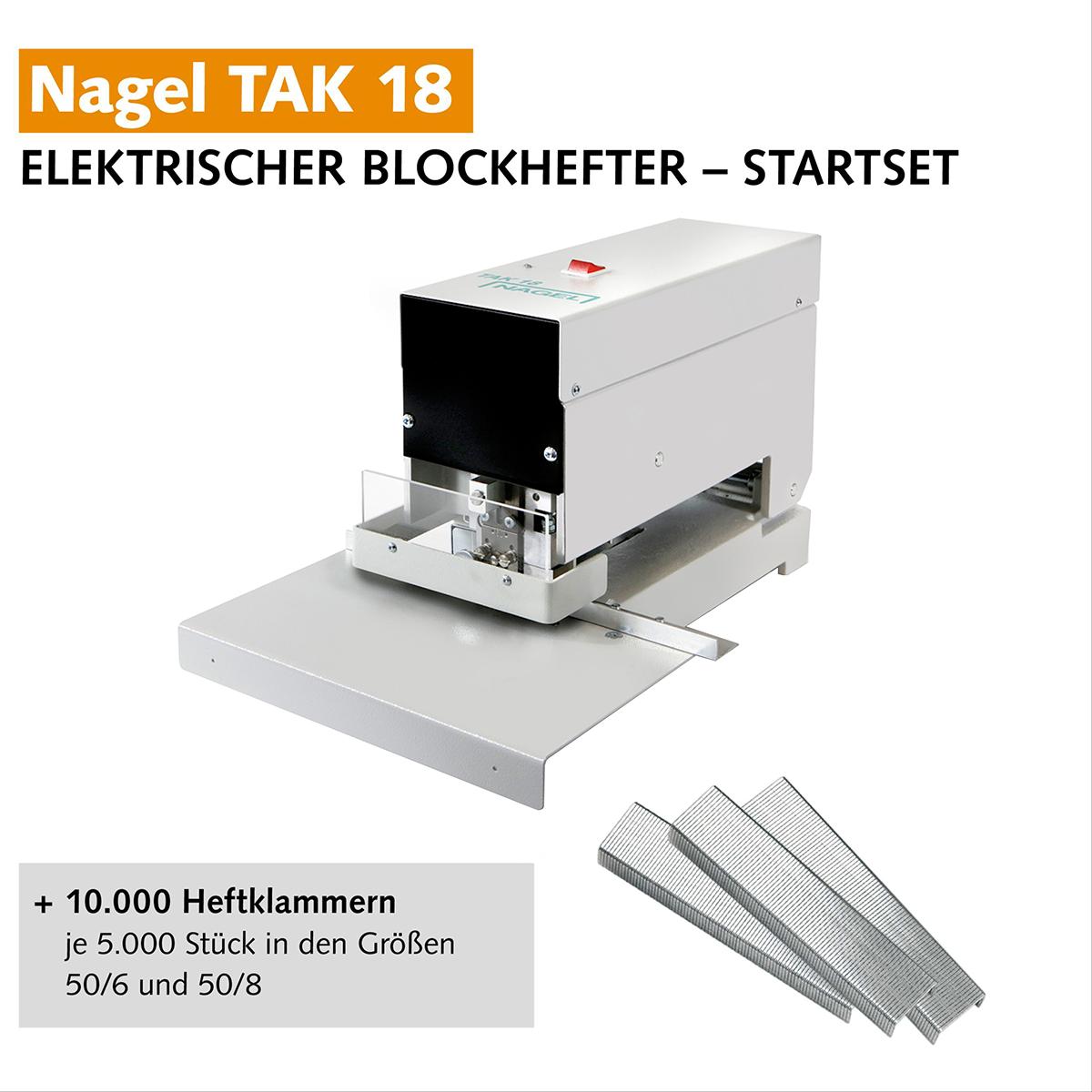 Nagel-TAK-18-Starterset