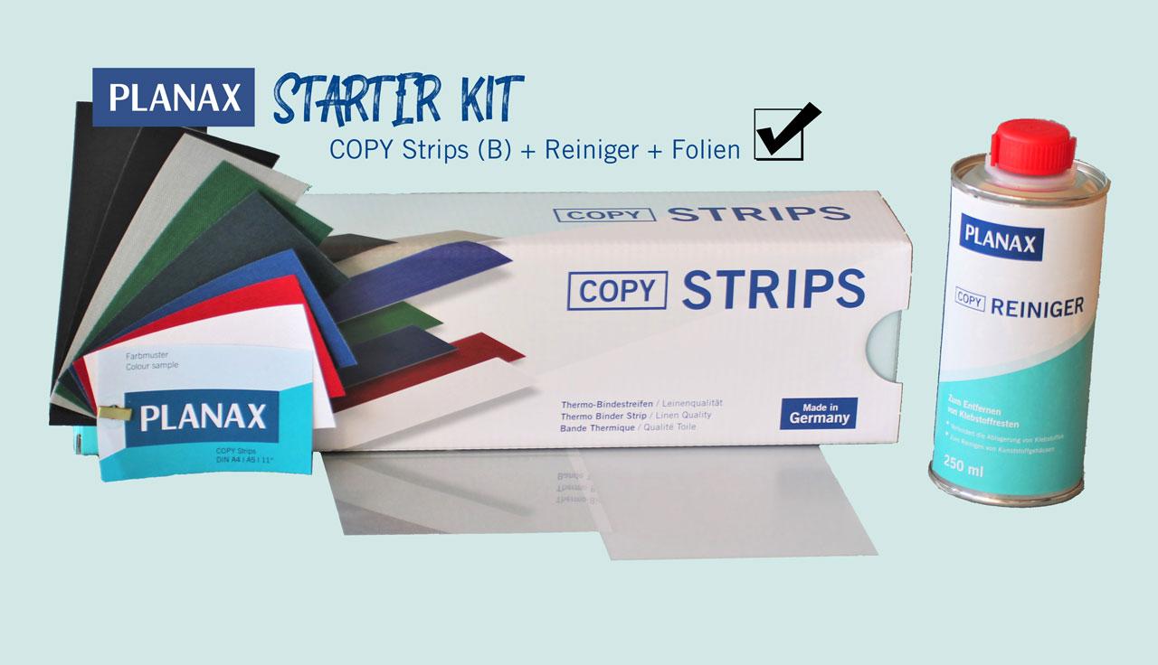 PLANAX Starter Kit