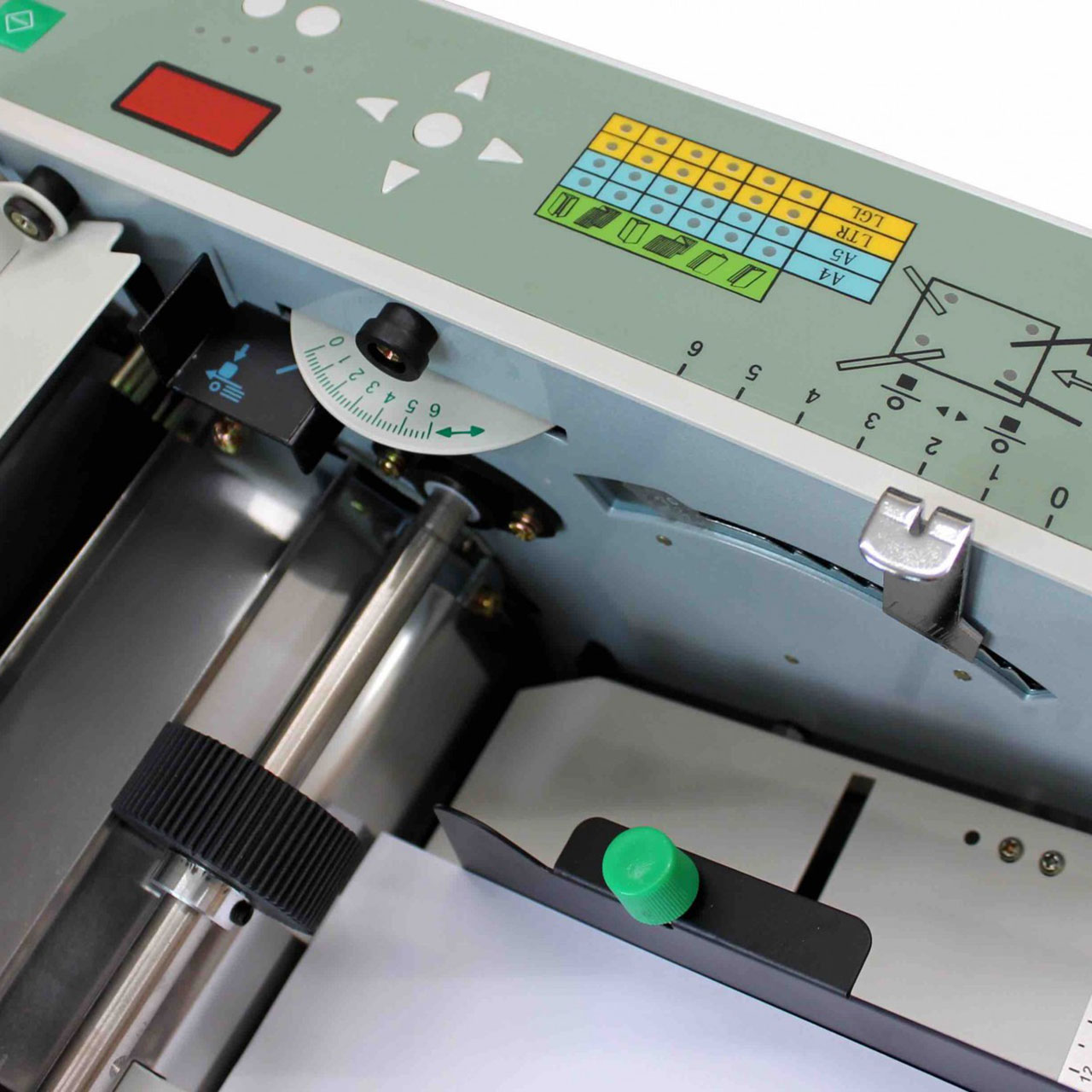 Tischfalzmaschine Superfax PF-330