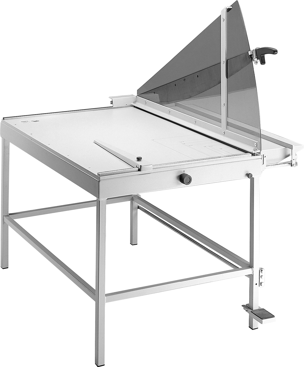 Schneidemaschine mit Tisch IDEAL 1110