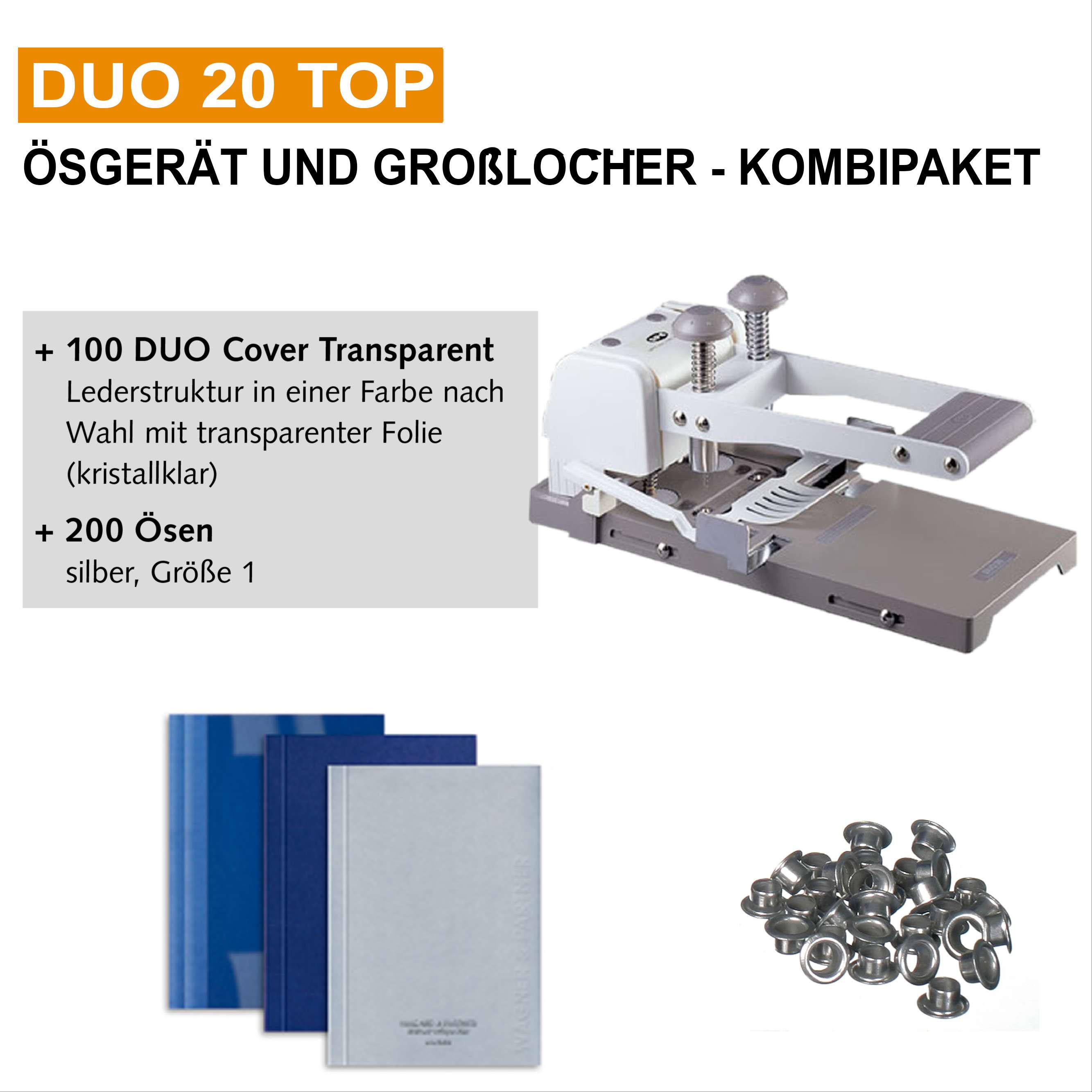 DUO 20 TOP Kombipaket