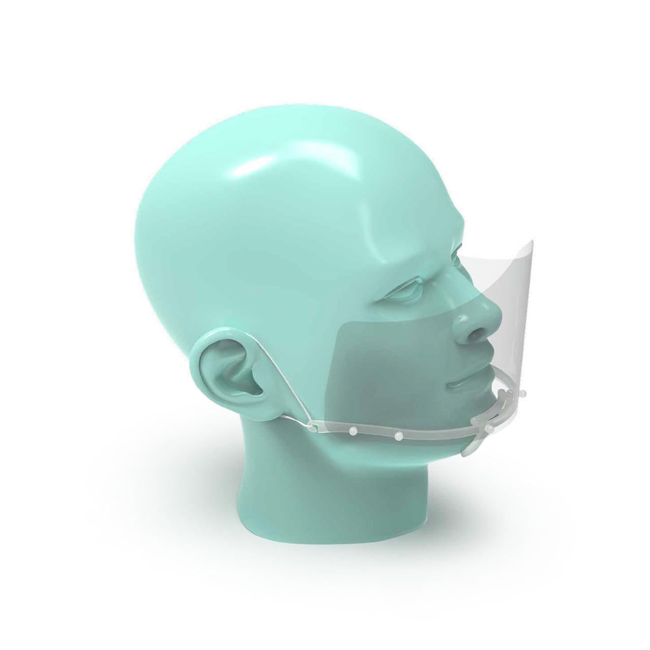 RENZ Gesichtsschutzschild Mund-Nase