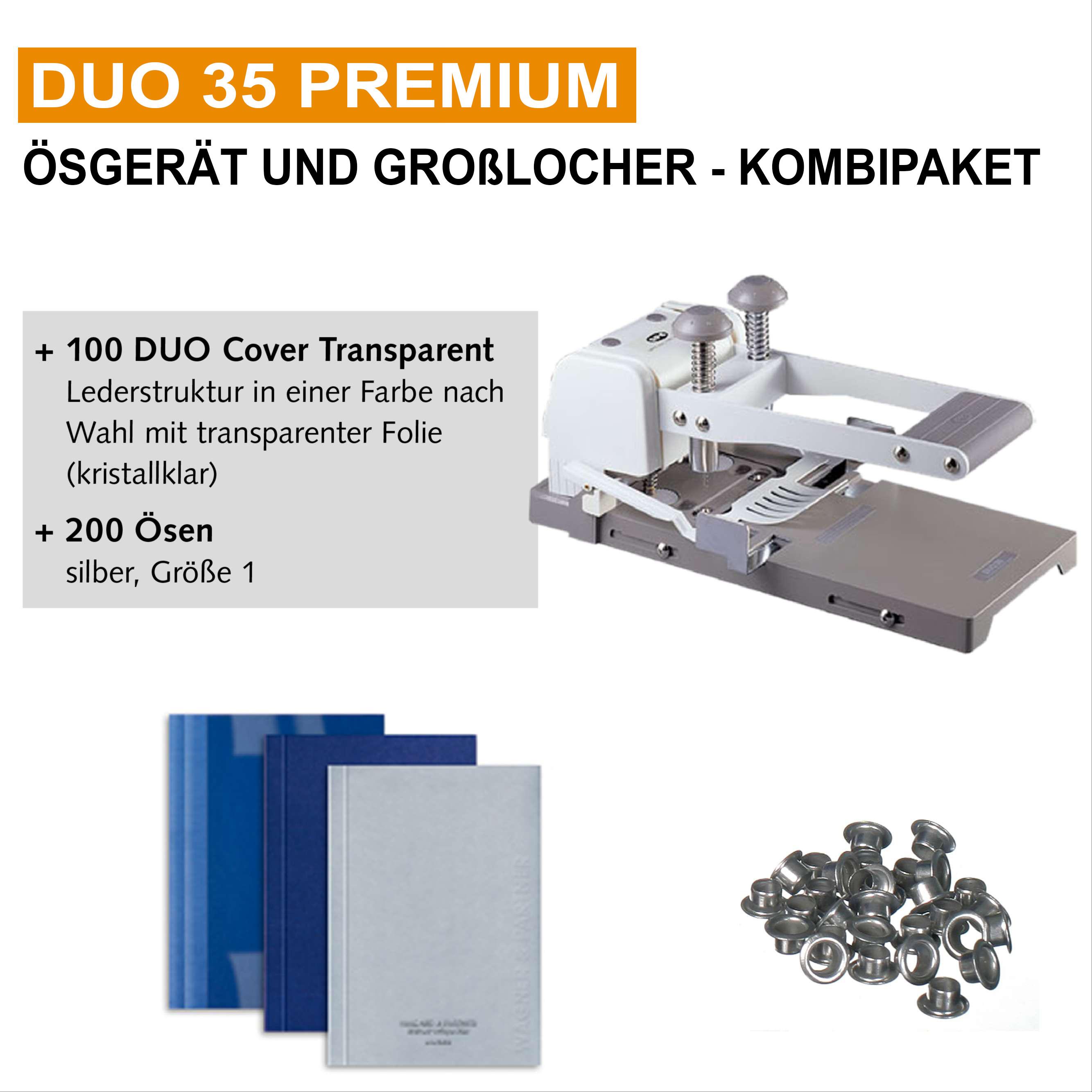 DUO 35 Premium Kombipaket