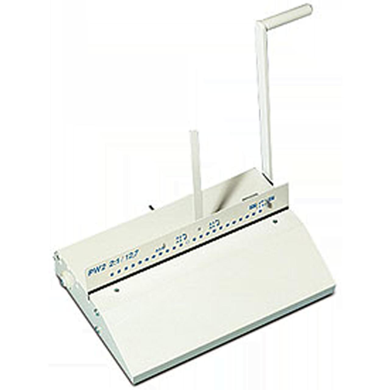 Perforiermaschine für Drahtbindesysteme bomco+® PW 2