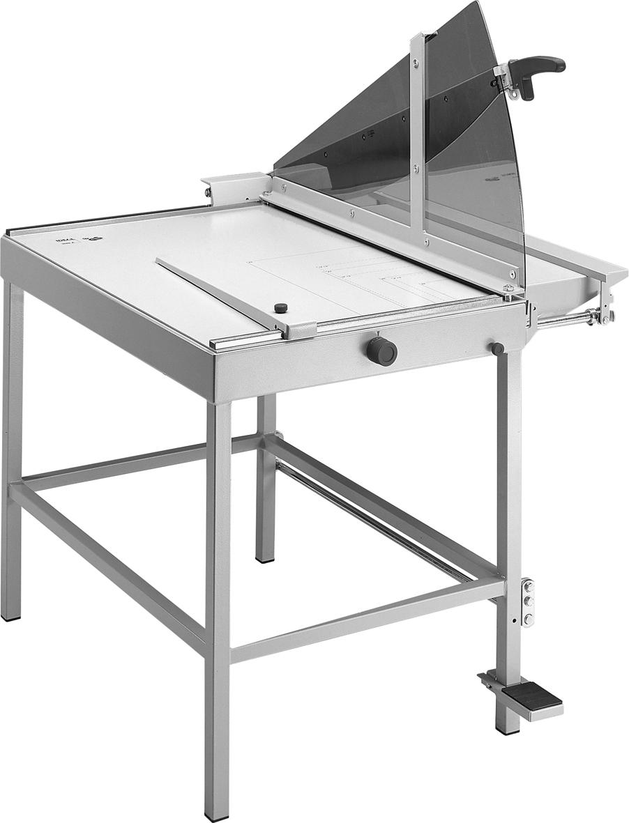 Schneidemaschine mit Tisch IDEAL 1080