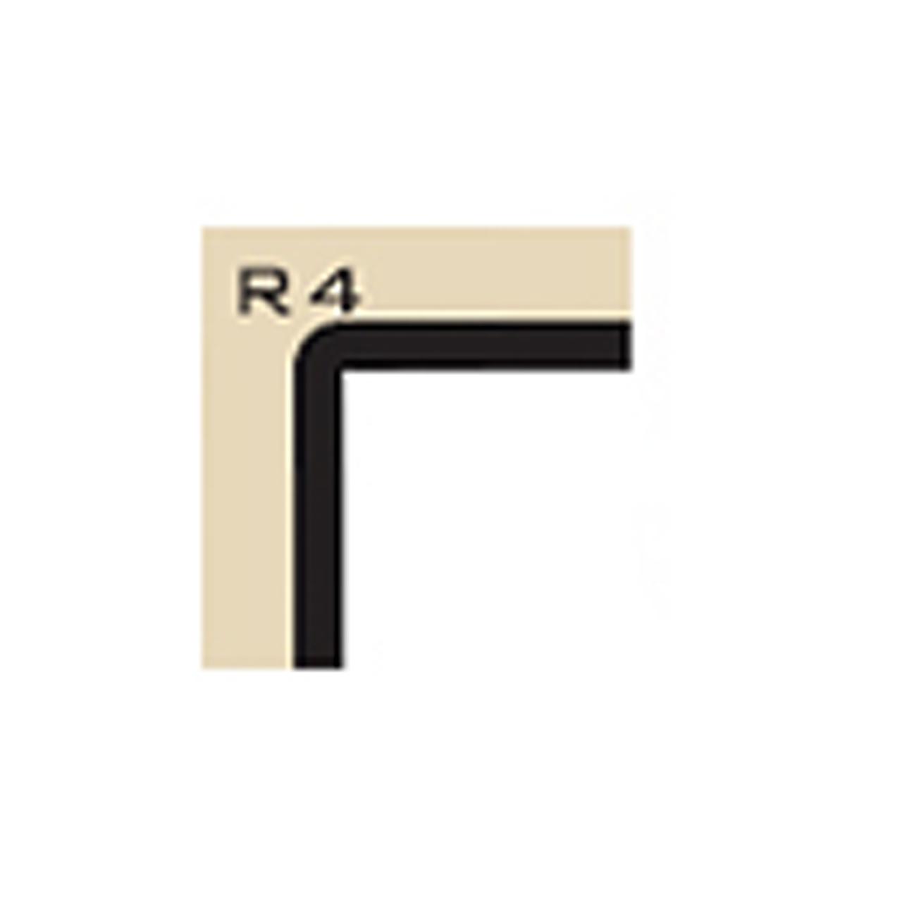 Stanze R4 für REGUR® Trimmit Eckenstanzer