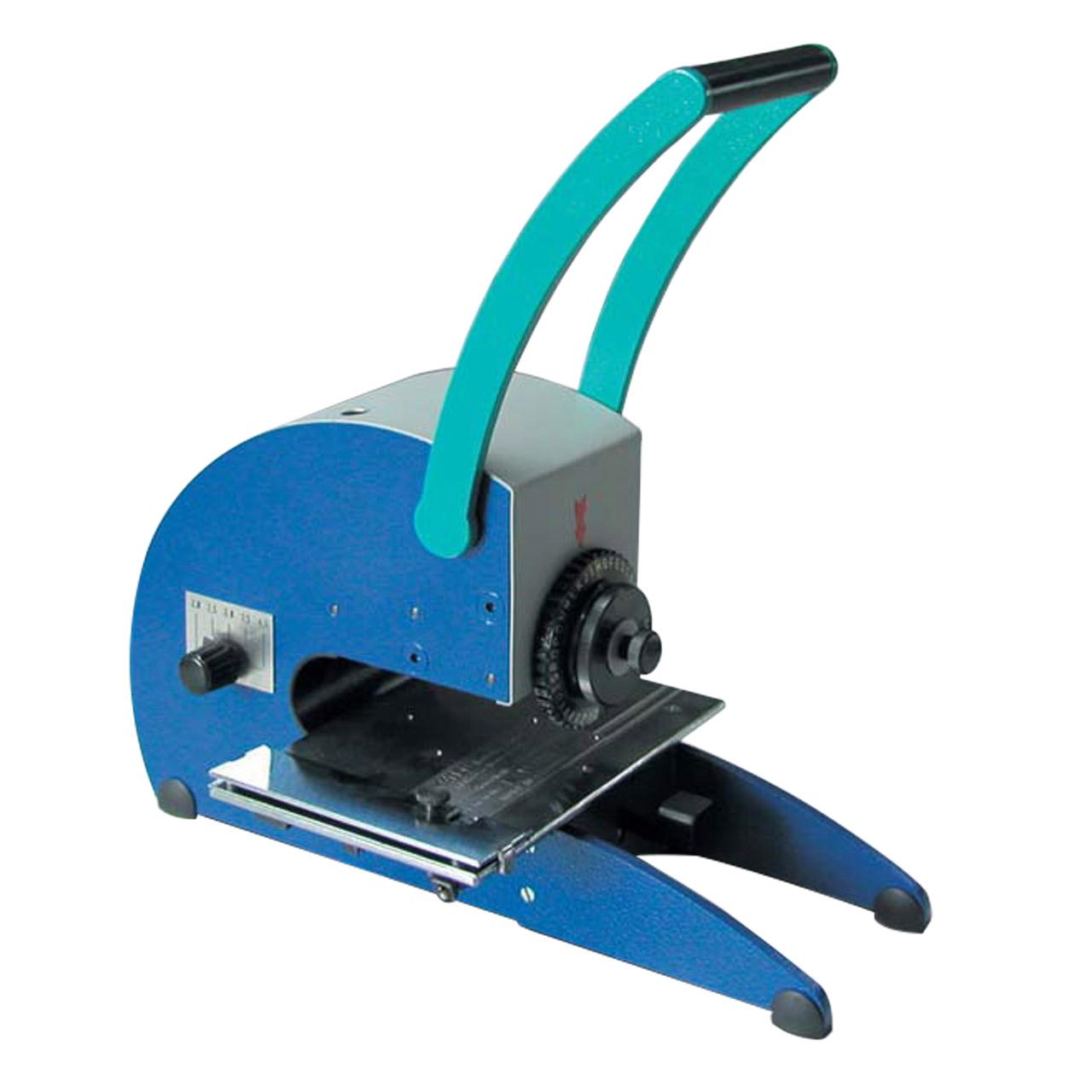 Metallprägemaschine PERNUMA METALLPRINT SP I
