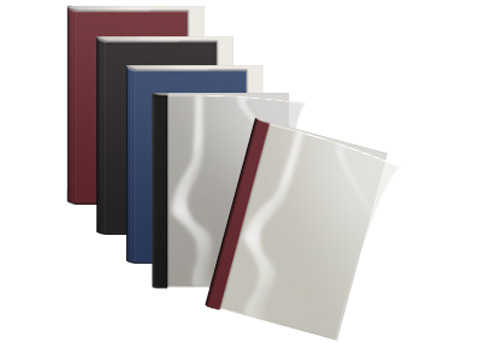 Fastbind Mappen Softcover